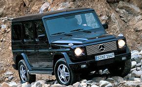 Mercedes Klasa G W463 II 3.2 V6 18V 215KM (M112.94)
