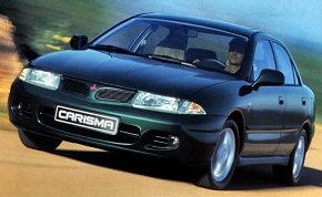 Mitsubishi Carisma I 1.8 16V SOHC 115KM (4G93)