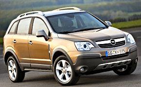 Opel Antara 3.2 V6 ECOTEC (227KM)