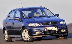 Opel Astra G 1.6 16V ECOTEC (101KM)