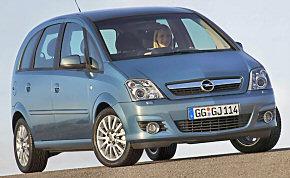 Opel Meriva A FL 1.4 16V Twinport ECOTEC (90KM)
