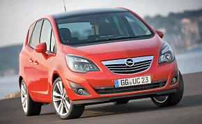 Opel Meriva B 1.4 16V Turbo ecoFLEX (140KM)
