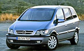 Opel Zafira A 1.8 16V ECOTEC (125KM)