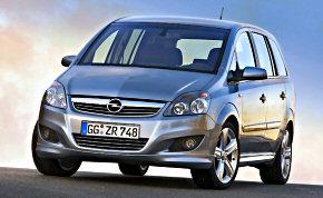 Opel Zafira B 1.6 16V Twinport ECOTEC (105KM)