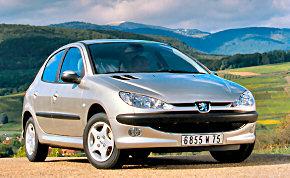 Peugeot 206 1.4 16V (88KM)
