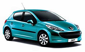 Peugeot 207 1.4 16V (88KM)