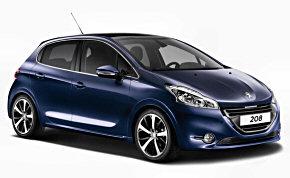 Peugeot 208 1.6 16V VTi (120KM)