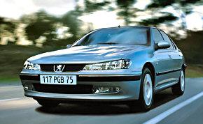 Peugeot 406 FL 2.2 16V (158KM)