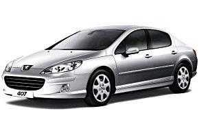 Peugeot 407 2.2 16V (158KM)