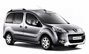 Peugeot Partner III 1.4 16V VTi (95KM)