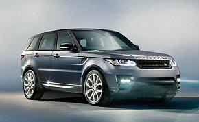 Range Rover Sport II 3.0 V6 24V VCT 340KM (AJ126)