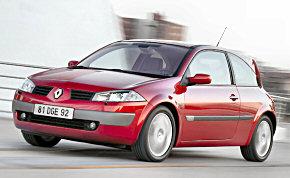 Renault Megane II 2.0 16V Turbo (163KM)