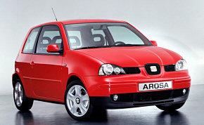 Seat Arosa II 1.0 (50KM)