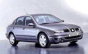 Seat Toledo II 2.3 V5 150KM