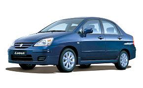 Suzuki Liana 1.6 16V (107KM)