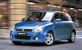 Suzuki Swift IV 1.6 16V VVT (125KM)