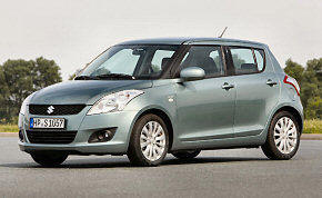 Suzuki Swift V 1.6 16V VVT (136KM)