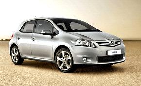 Toyota Auris I FL 1.6 16V Valvematic (132KM)