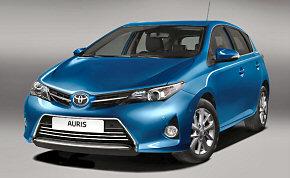 Toyota Auris II 1.6 16V Valvematic (132KM)