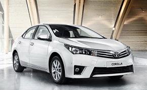 Toyota Corolla E17 1.6 16V Valvematic (132KM)