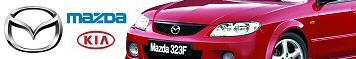 Silniki Mazda Serii B/F/K