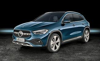 Druga generacja Mercedesa GLA już w Polsce, w ofercie m.in. silnik 1.3 Turbo