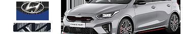 Silniki Hyundai/Kia GDI / T-GDI / V6